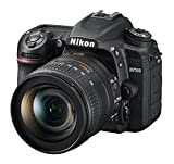 Nikon D7500 20.9MP DSLR Camera with AF-S DX NIKKOR 16-80mm f/2.8-4E ED VR Lens, Black