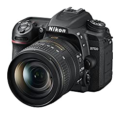 Image of the product Nikon D7500 209MP DSLR that is listed on the catalogue brand of Nikon. The product has been rated with a 4.8 over 5