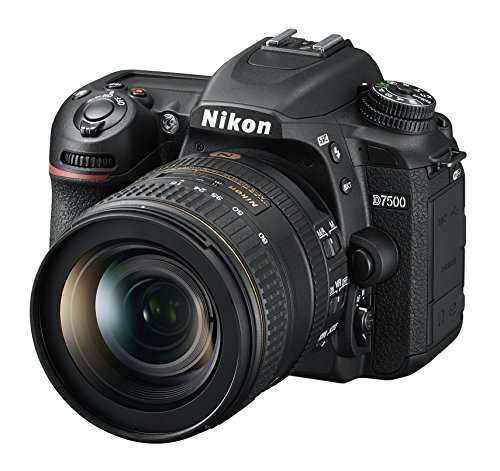 Nikon D7500 20.9MP DSLR Camera with AF-S DX NIKKOR 16-80mm f