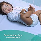 Pampers Baby-Dry Disposable Diapers Size 4, 128