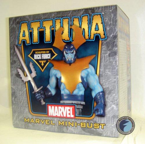 Attuma Mini Bust by Bowen Bowen by Designs by Attuma 716634