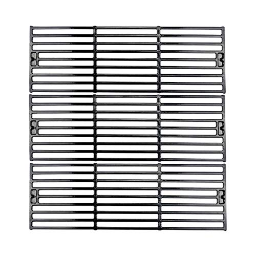 Duo Parts - Uniflasy Grill Cooking Grates for Char-Griller Duo 3001, 3008, 3030, 4000, 5050, 5252 King Griller 3008, 5252 Grid Replacement Parts