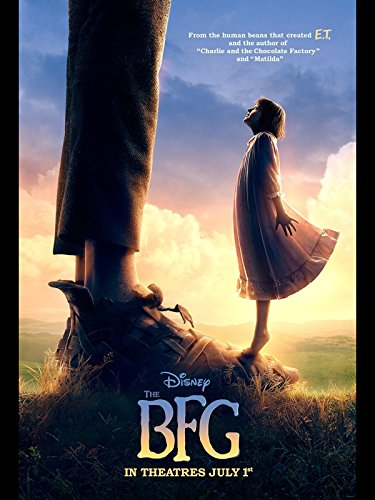 BFG - Big Friendly Giant Film