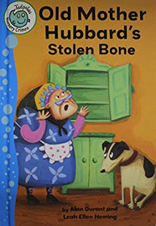 book cover of Old Mother Hubbard\'s Stolen Bone