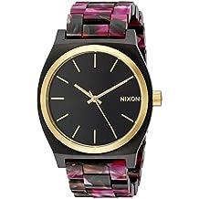 Nixon Women's The Time Teller Acetate X The Smashing Collection Multi/Black/Gold