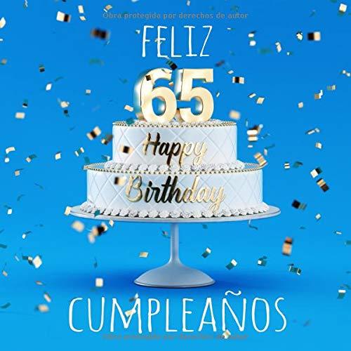 Feliz 65 cumpleanos