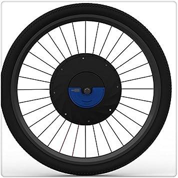 Rueda delantera para bicicleta eléctrica, 36V, 240W, 26