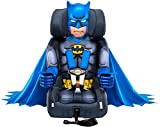 WB KidsEmbrace Combination Toddler Harness Booster Car Seat, Batman Deluxe