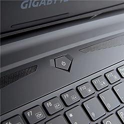 Gigabyte P57XV7-DE326T 43,94 cm (17,3 Zoll) Gaming Laptop Laptop (Intel Core i7-7700HQ, 1000GB Festplatte, 16GB RAM, NVIDIA GeForce GTX 1070, Win 10) Mehrfarbig