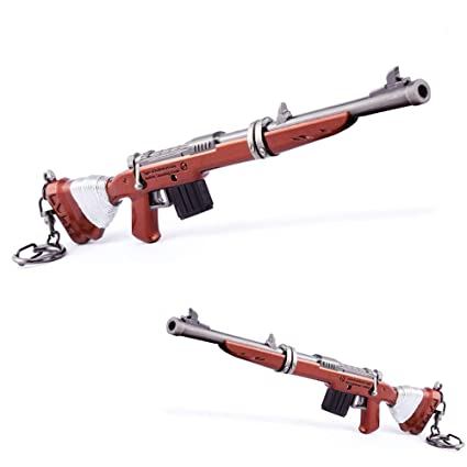 Amazon.com: Caza Sniper rifle trompeta escopeta metal Game ...