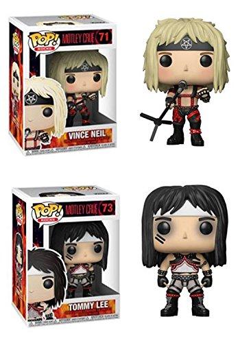 Mötley Crüe Figura in vinile VINCE Neil Funko Pop