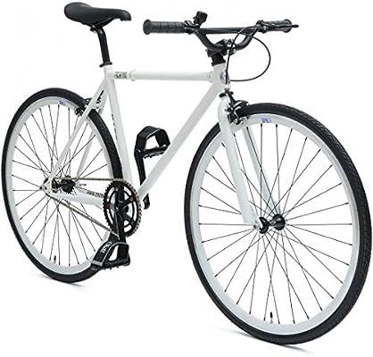 Chill Bikes Base Fixie bicicleta monomarcha, muchos colores, BMX ...