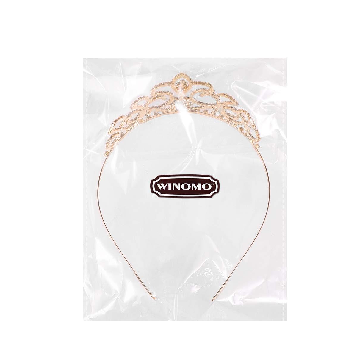 Wedding Bridal Crown Headband Shining Wedding Tiaras Crown Tiara Headband