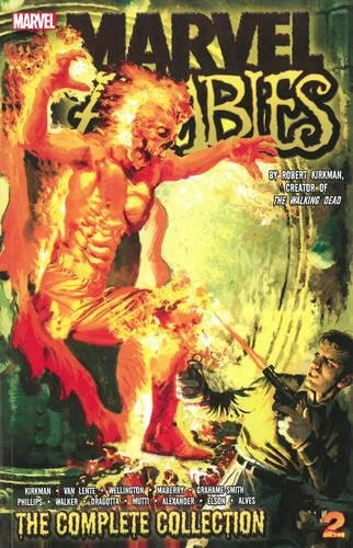 marvel zombies 2 - 1