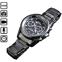 Miebul 16GB Wrist Smart Watch Camera HD 1080P Infrared Night Vision High-end Camera