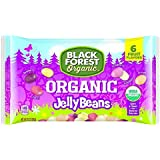 Black Forest Organic Jelly Beans! Six Fruit Flavors! Delicious!