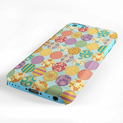 Koveru Back Cover Case for Apple iPhone 5C - Multi Color Pattern