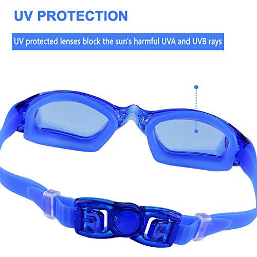 goggles for you 8cec  Amazoncom : Swim Goggles, EveShine Unisex Clear Swimming Goggles