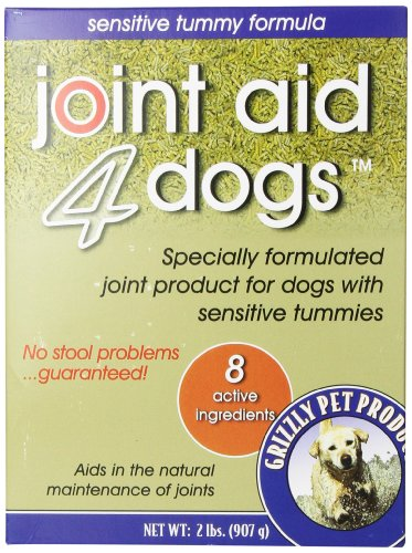 Grizzly Pet Products Joint Aid for Dogs, 2-Pound