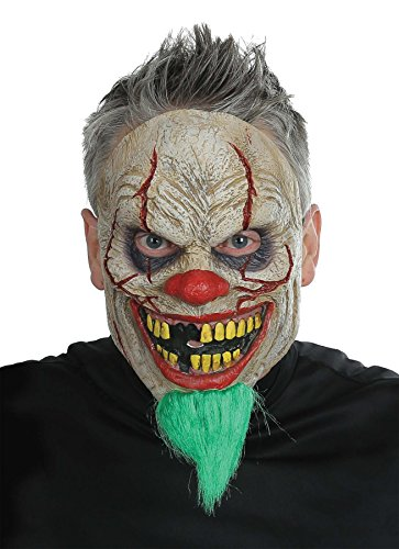 Mario Chiodo Bad News Clown Mask