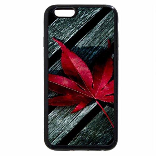 iPhone 6S Case, iPhone 6 Case (Black & White) - Falling again