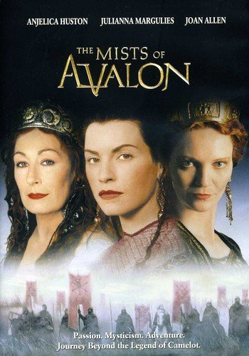 Mists of Avalon Anjelica Huston Julianna Margulies Joan Allen Samantha Mathis