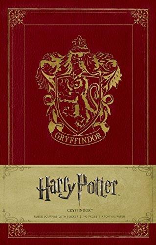 Harry Potter Gryffindor Hardcover Ruled Journal – HPB