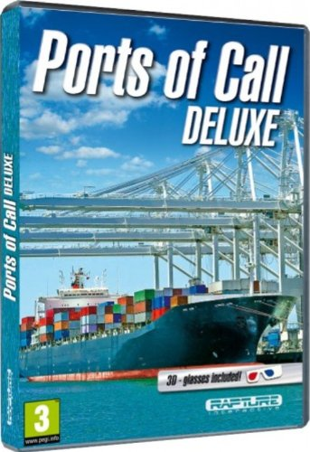 Deluxe Duck Call - Ports of Call Deluxe (PC CD)