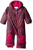 Columbia Toddler Boys' Hot-Tot Suit, Deep Blush Snow Splatter, 3T