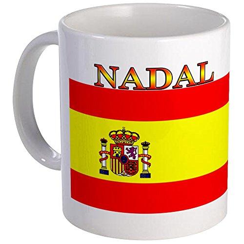 CafePress - Nadal Spain Spanish Flag Mug - Unique Coffee Mug, Coffee Cup by CafePress