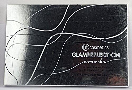 BH Cosmetics Eyeshadow Palette, Glam Reflections Smoke