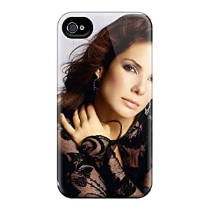 Iphone 6 Upc6017PmcB Support Personal Customs Beautiful Celebrity Sandra Bullock Skin High Quality Cell-phone Hard Cover -MansourMurray