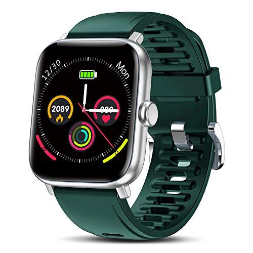 """TagoBee Smartwatch Hombre Reloj Inteligente Hombre Mujer Pantalla táctil Completa 1.54"""" Pulsera de Actividad Impermeable IP67 con de Caloría Monitor de Sueño Pulsómetros GPS para Android iOS a buen precio"""