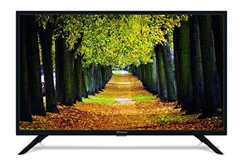 Strong SRT 32HB3003 hd led-tv (hd-tv, drievoudige tuner, HDMI, USB, hotelmodus), 80 cm (32 inch), zwart