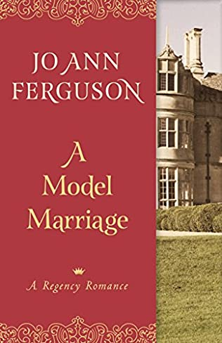 book cover of A Model Marriage