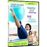 STOTT PILATES Stability Ball Challenge (English/French)