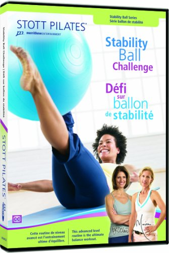 STOTT PILATES Stability Challenge English product image