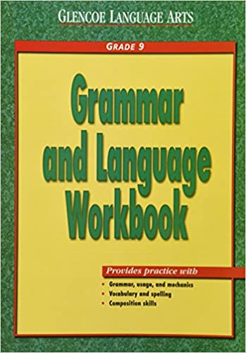 Amazon.com: Glencoe Language Arts Grammar And Language Workbook ...