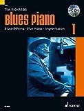 Blues Piano: Blues-Schema - Blue Notes - Improvisation. Band 1. Klavier. Ausgabe mit CD. (Modern Piano Styles)