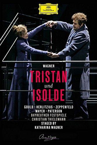 Wagner Richard Tristan Und Isolde 2 Dvds Amazonde Evelyn