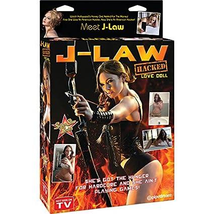 J-LAW HACKED MUÑECA HINCHABLE: Amazon.es: Salud y cuidado personal