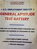 U. S. Employment Service General Aptitude Test Battery, Arco Editorial Board, 0133507947