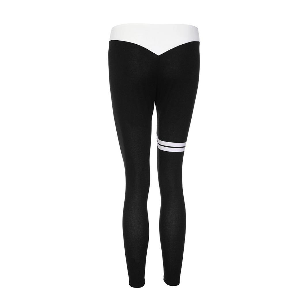 Pantalones Deportivos Mujer,Venmo Mujeres Ropa Deportiva Flacas Mujeres Yoga Pantalones Polainas Fitness Gimnasio Ropa: Amazon.es: Deportes y aire libre