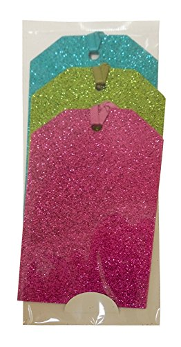 The Gift Wrap Company 6-Count Luxe Gift Tags, Holiday Hype by The Gift Wrap Company