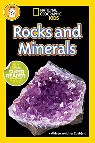 National Geographic Readers Rocks And Minerals Kindle Edition By
