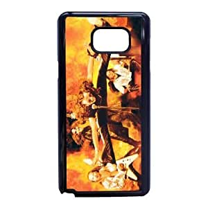 Samsung Galaxy Note 5 Phone Case Black Edguy RJ2DS1016361