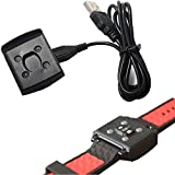Intel Basis Peak Charger , EXMART USB Charging Adapter Cord Charging Cable for Basis Peak Fitness Tracker