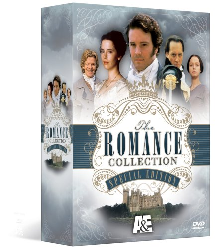 The Romance Collection: Special Edition (Pride and Prejudice / Emma / Jane Eyre / Ivanhoe / Tom Jones / The Scarlet Pimpernel / Lorna Doone / Victoria and Albert) by A&E
