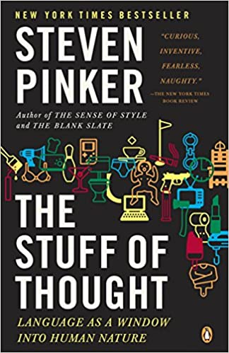 The stuff of thought language as a window into human nature the stuff of thought language as a window into human nature kindle edition by steven pinker health fitness dieting kindle ebooks amazon fandeluxe Gallery