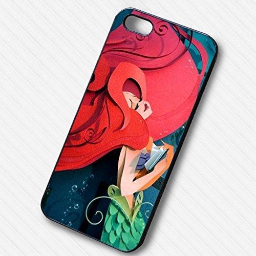 Mermaid Paper Art pour Coque Iphone 6 et Coque Iphone 6s Case O8C1VD